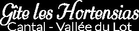 Gîte les Hôrtensias à Vieillevie Cantal – Vallée du Lot